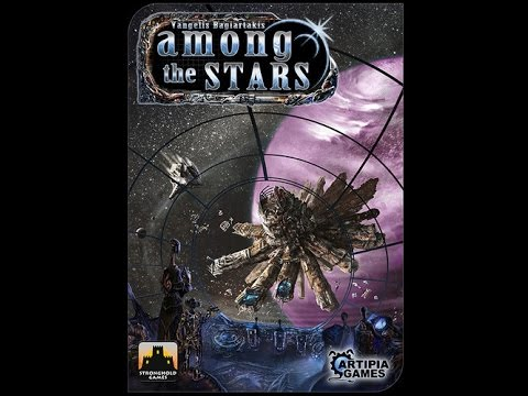 Among the Stars review - Board Game Brawl