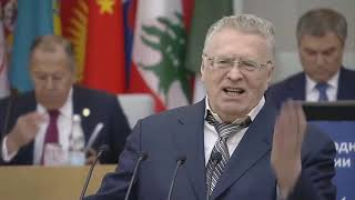 Жириновский о вечных проблемах человечества Госдума