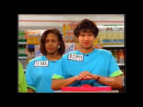 Supermarket Sweep – Tracy & Mitzi vs  Shelley & Dawn vs  Tevar & Romy (1992)
