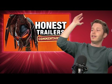 Honest Trailers Commentary - The Predator (2018)
