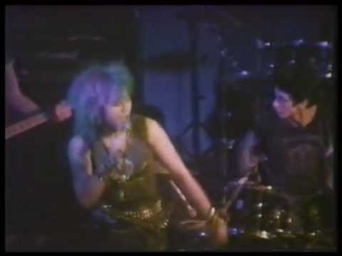 Vice Squad - Still Dying - Out Of Reach - (Live a theTop Rank, Cardiff, UK, 1982)