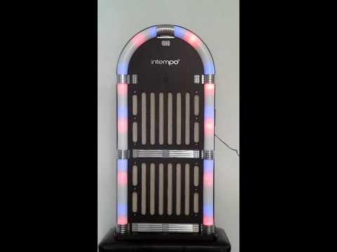 Intempo Bluetooth Jukebox