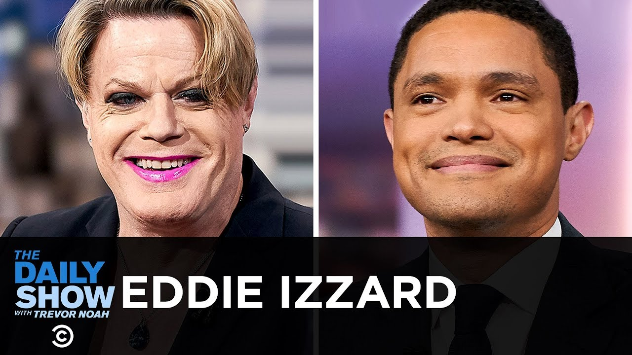 "Eddie Izzard - ""Wunderbar"" and Moving from Comedy to Politics 