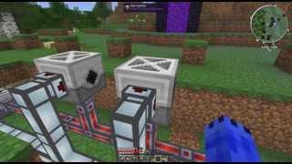 Lets Play FTBLite2 met DJFLuFFy vs joe Deel 04 Minefactory Reloaded Farms 01