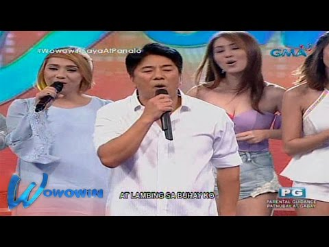 """Wowowin: """"Ikaw Na Nga"""" by Willie Revillame and the 'Wowowin' hosts"""