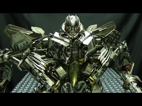 ThreeA Dark of the Moon STARSCREAM: EmGo's Transformers Reviews N' Stuff