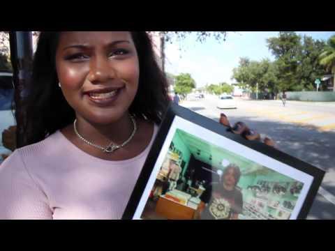 First Vlog | Miami Tour | Little Haiti & Wynwood