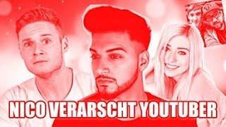 NICO VERARSCHT YOUTUBER | ekelhaft | inscope21