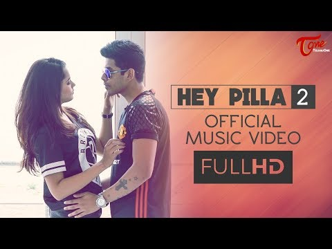 HEY PILLA 2 | MC Mike, MC Uneek, Om Sripathi, Vidya Sirisha | Official Music Video - TeluguOne