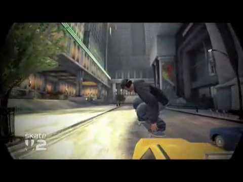 Best TouchGrind Skate 2 Tricks EVER! - YouTube