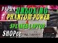 - UNBOXING PHANTOM POWER 48v & SPEAKER LAPTOP DARI SHOPee #papuatimika