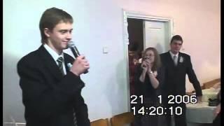 Свадебная сценка (21.01.2006)