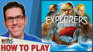 Explorers Of The North Sea - How To Play