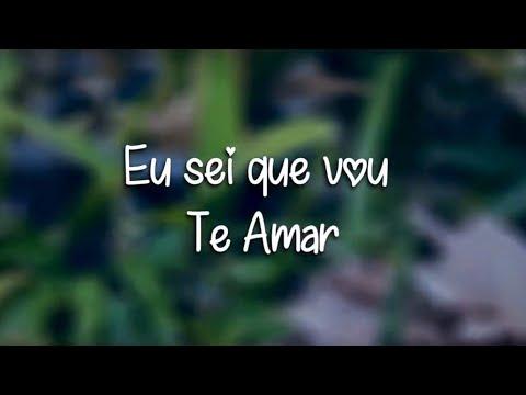 Eu sei que vou Te Amar - Vinicius de Moraes/Tom Jobim (Cover by Gabriel Won)