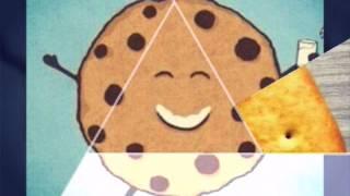 Печенька с вареньем