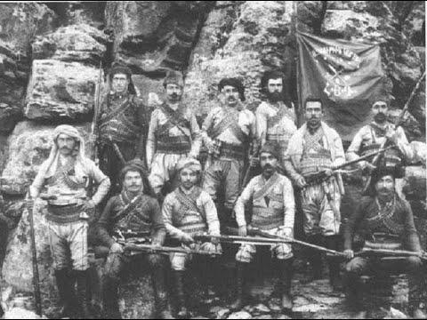 САМООБОРОНА АРМЯН 1915