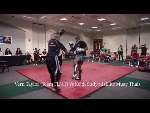 Florida Muay Thai: Elite Preparatory Academy IKF Fight