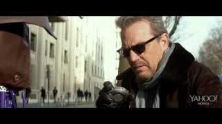 3 DAYS TO KILL Official HD Trailer Premiere With Kevin Costner
