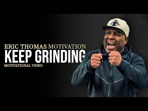 Eric Thomas - The Bigger The Dream The Harder The Grind (Eric Thomas Motivation)