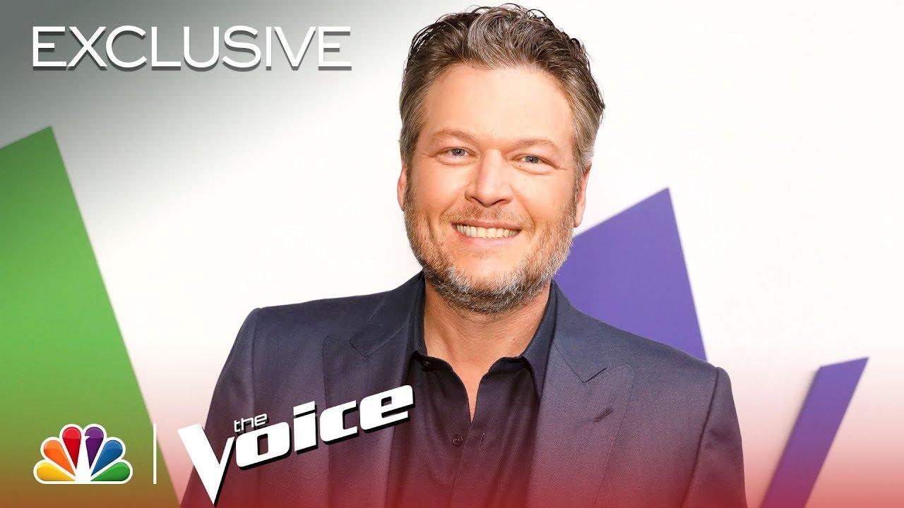 Blake Shelton on Blast - The Voice 2018 (Digital Exclusive)