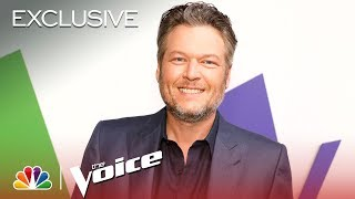 Blake Shelton on Blast - The Voice 2018 (Digital Exclusive)