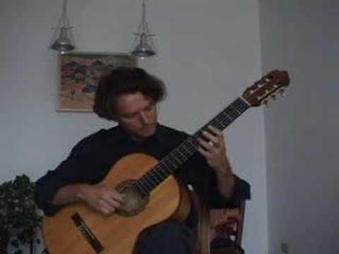 Spanish Romance ( classical guitar )
