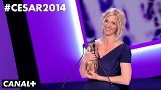 Sandrine Kiberlain - César de la Meilleure Actrice 2014