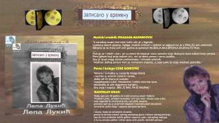 Lepa Lukic - Njiva mala livadce jos manje - Zapisano u vremenu - CD 3 - (Audio 2005)