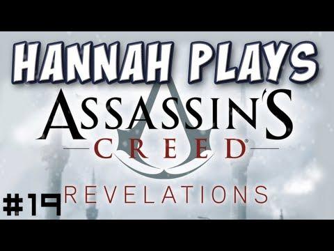 Hannah Plays! - Assassin's Creed Revelations 19 - The Arsenal Gates |