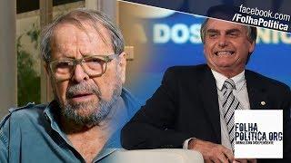 Ator Carlos Vereza abre o jogo sobre por que apoia Bolsonaro e expõe como vê o Brasil atual