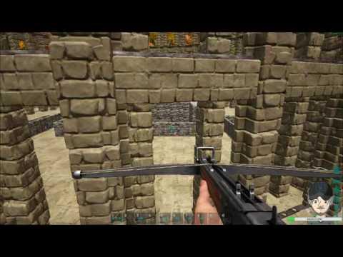 Ark Survival Evolved Creative Building - Roman Coliseum (Coliseum-Gladiator Pit #2) - Stream #11