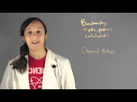 The Difference Between Biochemistry & Chemical Biology : Chemistry Lessons
