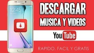 Descargar Música Gratis 2020 en mp3 (android rapido facil) Youtube l Sound Cloud l Dj Blerk