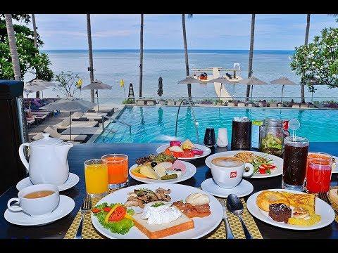 Breakfast at Le Méridien Koh Samui Resort & Spa