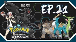Gameplay Pokémon Bianco # 21 - Terrakion, Cobalion e Virizion!