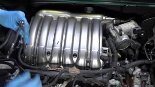 Peugeot/Citroen 3.0 ES9J4S V6 - Rocker Cover and Spark Plug Replacement