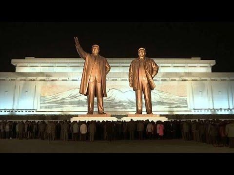 كوريا الشمالية تُحيي الذكرى السادسة لوفاة زعيمها الراحل