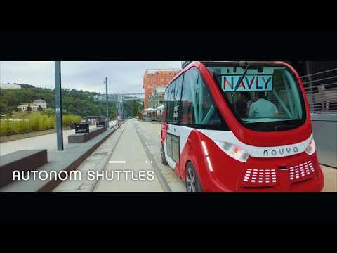 AUTONOM SHUTTLES are already revolutionizing Mobility!