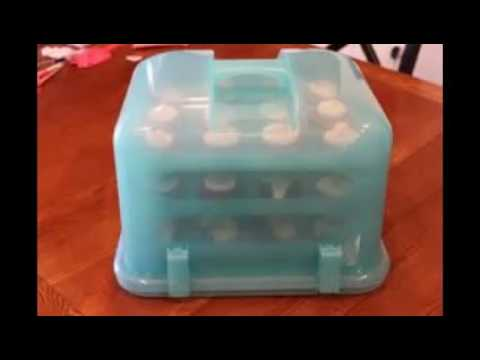 36 Cupcake Carrier Amazing 60 Cupcake Carrier YouTube