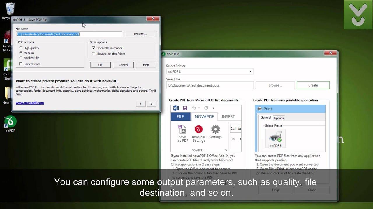 How to create pdf file offline? Pdf file kaise banate hai? Youtube.