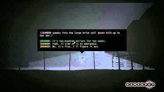 Kentucky Route Zero - Conway and Shannon Gameplay