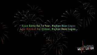 Gambar cover Kyun Darta Hai Tu Yaar.. Mujhpe Daav Lagaa