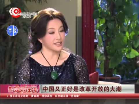 黄金周·给你真相:刘晓庆讲述牢狱生活 洗冷水澡跑步四十分钟