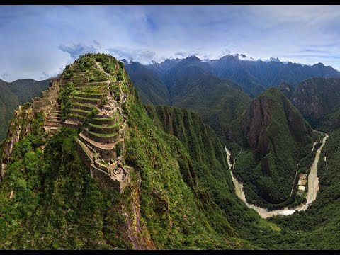 Los Incas - machu picchu (Documental)