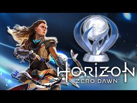 Horizon Zero Dawn - Platinum Journey