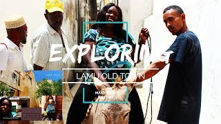 LAMU OLD TOWN TOUR |MY EXOTIC FIRST TIME EXPERIENCE IN FORGOTTEN ISLAND, LAMU KENYA! #LamuoldTown