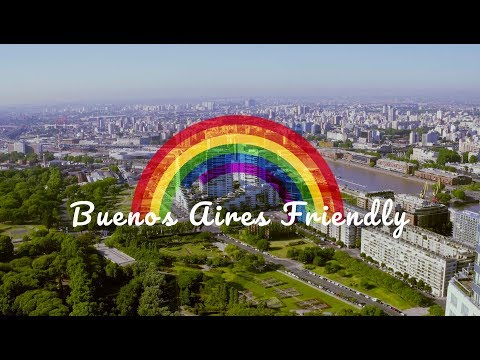 Buenos Aires, One of the Most LGBT-Friendly Cities in the World