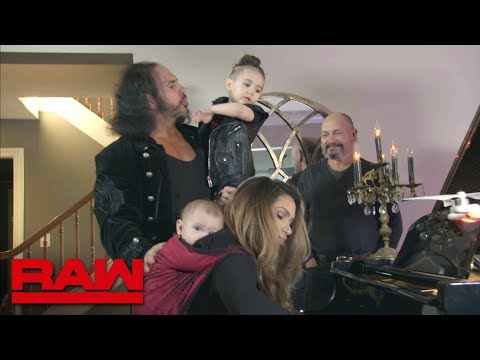 Meet The Woken Family: Raw, March 19, 2018 thumbnail