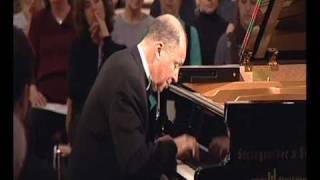 Bach,   Konzert D Dur BWV 972 1.Satz Allegro,  Boris Bloch