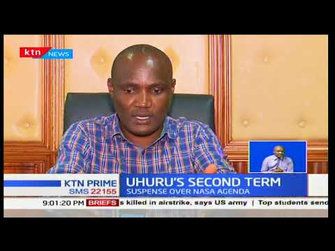 President Uhuru Kenyatta's second term gets rocky start as NASA refute to recognize his government